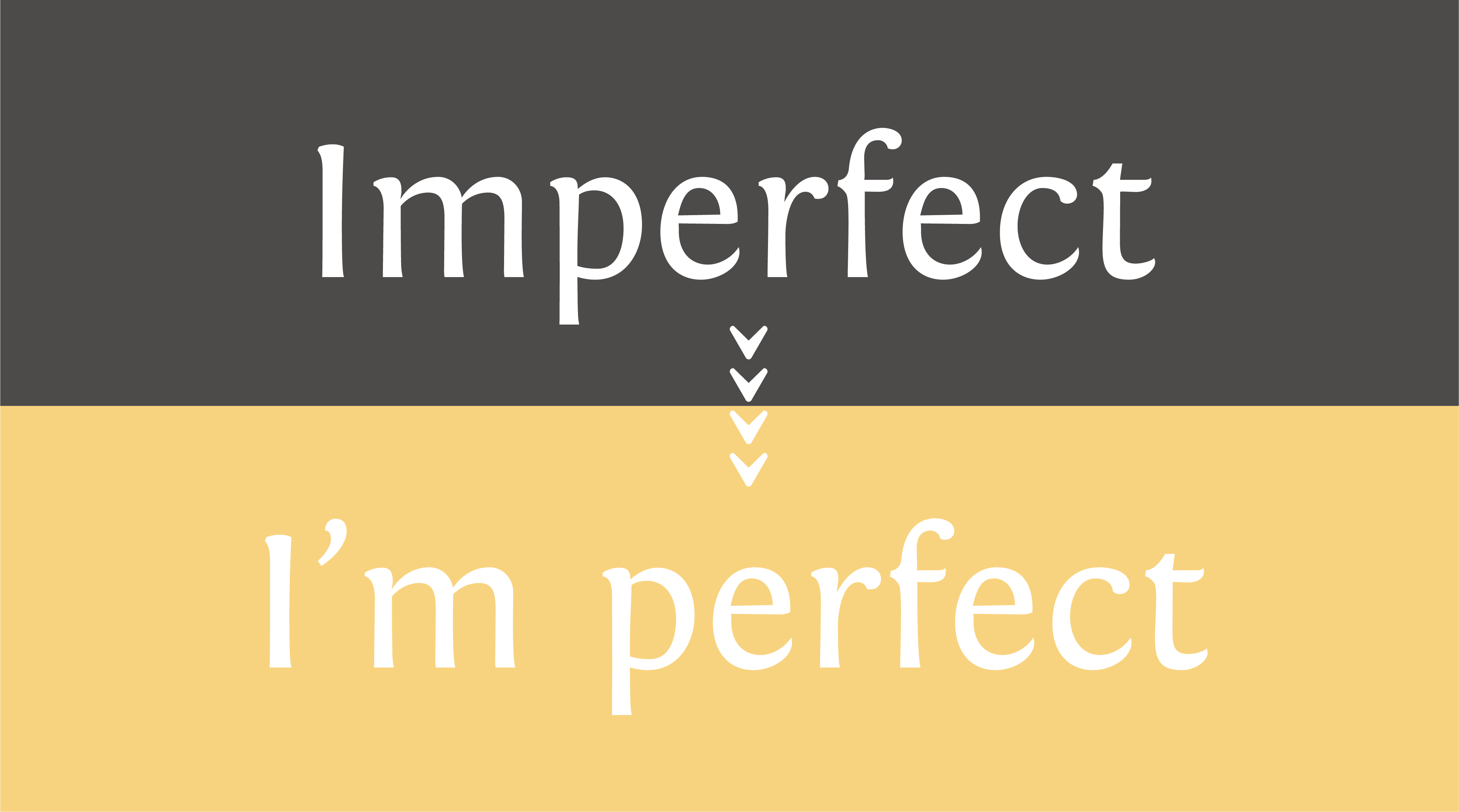 自尊運動提倡的正向自我:從認為自己「不完美」,漸漸變成「我很完美」。圖│研之有物(資料來源│張仁和提供)