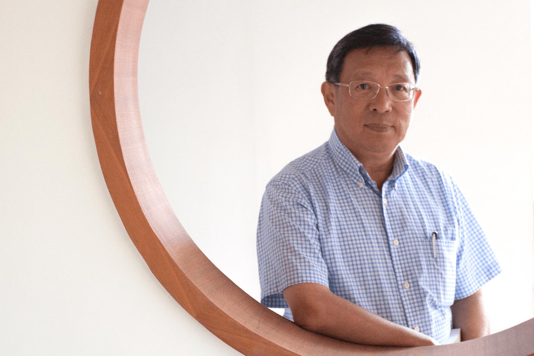 台灣考古權威臧振華院士,曾經主導國內指標性的考古計畫:南科遺址的挖掘。而從 2006 年開始,更把考古的觸角伸向大海,成為台灣水下文資保存的重要先驅。攝影│張語辰