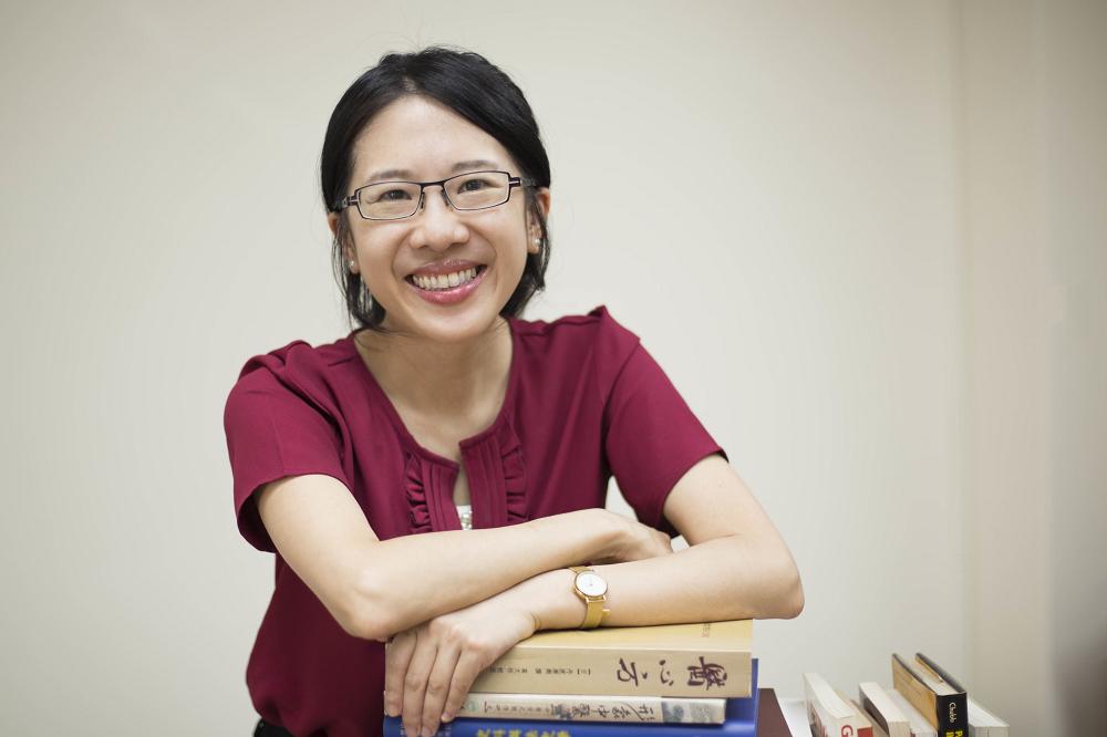 陳韻如在台大歷史系取得學士與碩士之後,赴英國牛津大學攻讀東方研究的博士。在歷史研究中,特別關注性別與醫療領域中的社會文化與權力關係。圖│研之有物