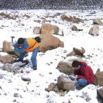 鍾孫霖與團隊在西藏進行地質調查。 資料來源│鍾孫霖提供