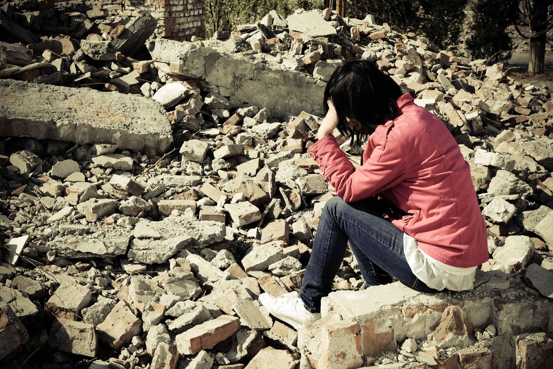 災難來臨時,某些社會群體總是比較容易受害,就是所謂的「社會脆弱性」。圖│iStock