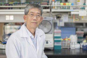 十年來在中研院農生中心進行水稻、蝴蝶蘭等作物的分子生物學研究,施明哲期許:「我們不只是要跟國際接軌,我們是要打世界盃的!」圖│研之有物