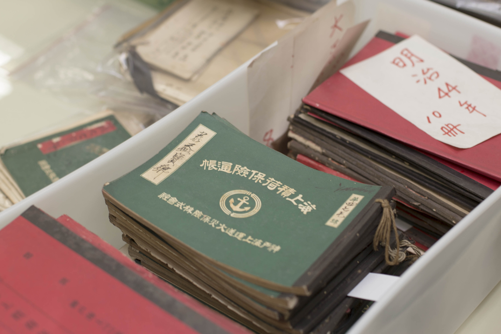 〈長崎泰益號文書〉記載著兩個傳奇:金門陳氏家族建立跨國貿易網絡的傳奇,與檔案於二次大戰劫後餘生的傳奇。 攝影│張語辰
