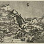大眾看過的《格理弗遊記》,往往只是第一冊的小人國。 圖片來源│the United States Library of Congress