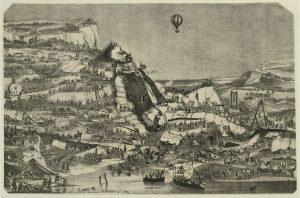 大眾看過的《格理弗遊記》,往往只是第一冊的小人國。圖│the United States Library of Congress