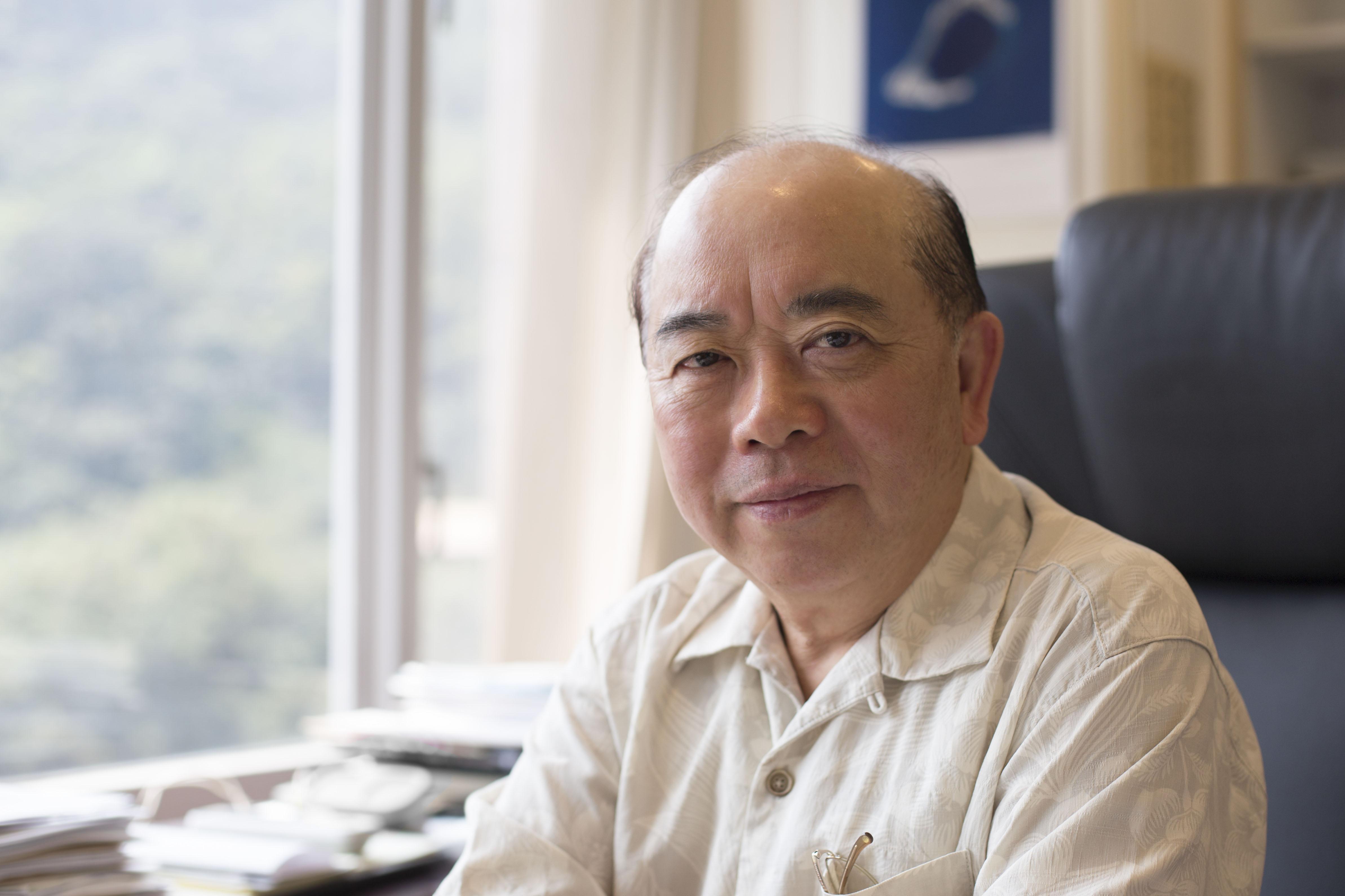 本文專訪氣象學家王寳貫,從物理的角度認識「雲」。 攝影│張語辰