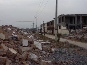 花村轉為平地。圖│王舒俐,攝於 2010 年