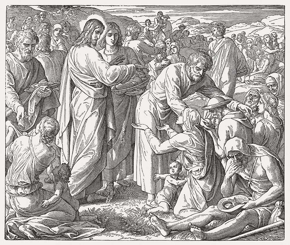 清末民初的漢語基督宗教文獻中,耶穌的形象變成反抗權威的青年革命家、與庶民站在同一立場。示意圖來源│iStock