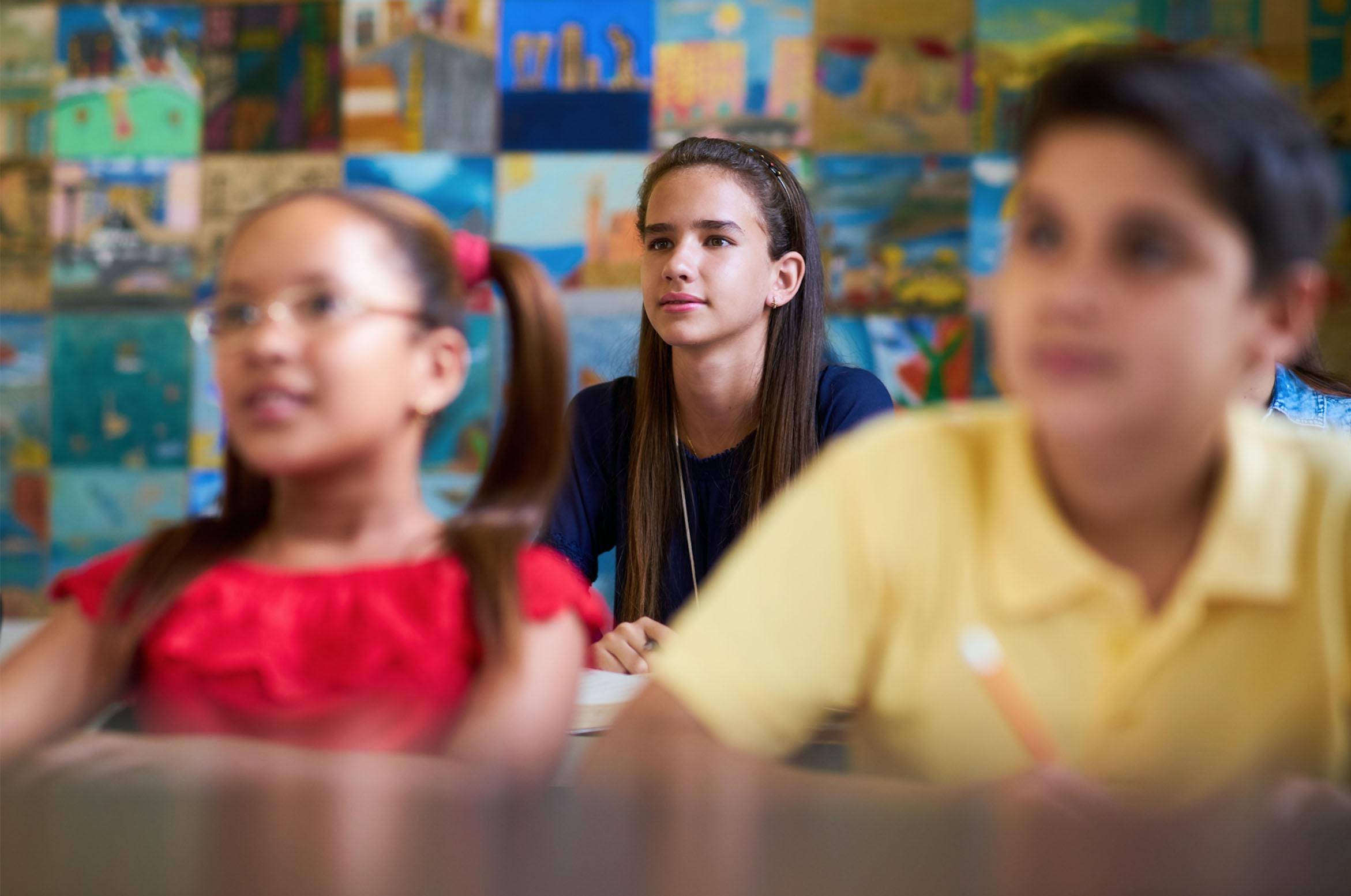 課堂和演講中,每個人都能聽得清楚嗎?有些並不是。圖片來源│iStock