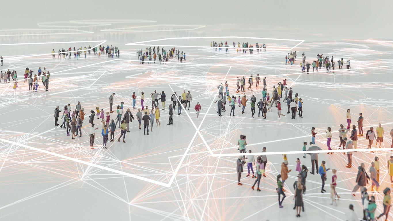 參考文章│從手機網路訊號資料,探勘人口動態奧妙圖片來源│ iStock