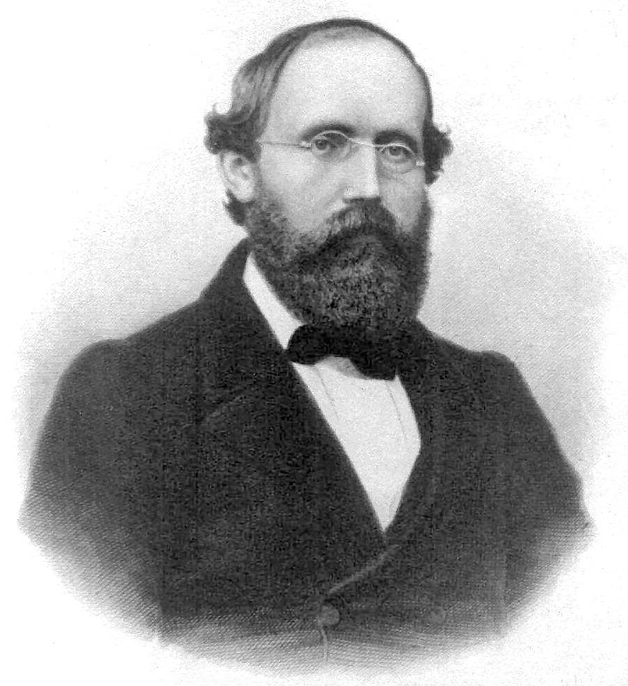 伯恩哈德·黎曼 ( Bernhard Riemann,1826~1866年)德國數學家,黎曼幾何學創始人。黎曼幾何中,所有度量的幾何量和選取的座標無關,成為愛因斯坦發展廣義相對論最重要的數學工具之一。圖片來源│維基百科