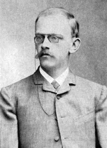 大衛·希爾伯特(David Hilbert ,1862~1943年),德國數學家,19 世紀和 20 世紀初最具影響力的數學家之一,建議愛因斯坦以變分方法和最小作用量原理,推導完整的重力方程式。圖片來源│維基百科