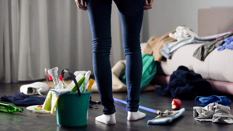于若蓉從家庭動態資料庫的訪談進行研究,發現職場、家務蠟燭兩頭燒,仍是臺灣跨世代已婚女性的現況。圖片來源│iStock
