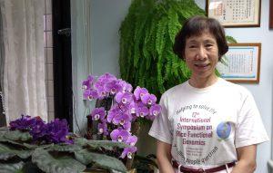 余淑美,中央研究院院士、中央研究院分子生物研究所特聘研究員,以研究水稻基因而聞名,在學界具有「水稻教母」之譽。圖片來源│余淑美