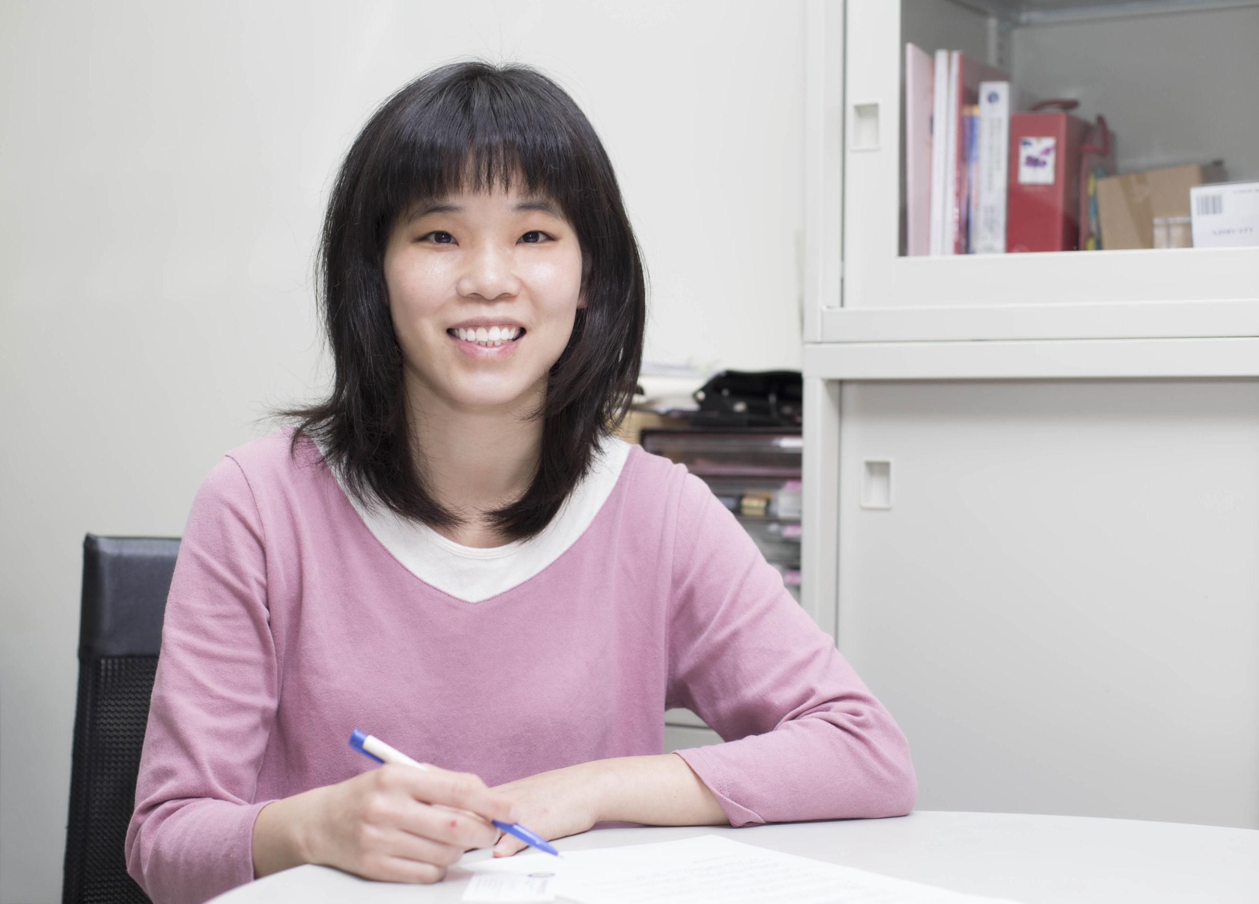 因為高中升學壓力大,許雅儒回憶當時想著可以外出玩耍,於是大學選填中央大學地球科學系,碩士階段繼續鑽研相關知識。圖│研之有物