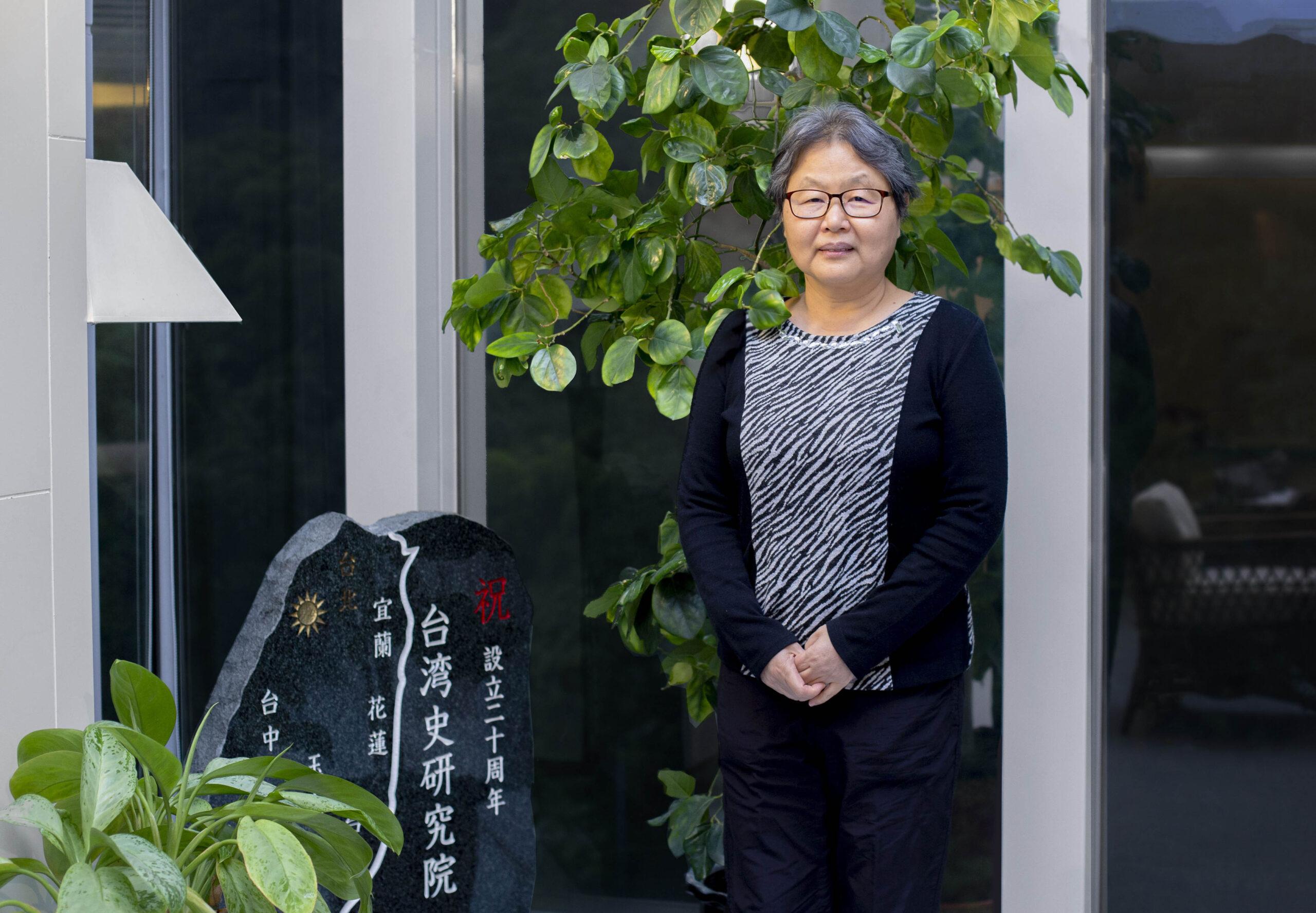 挖掘那些被忽略、遺忘的歷史,說出臺灣人的故事,是鍾淑敏至深的研究關懷。她也正著手投入二戰期間成為戰俘、戰犯的臺灣人,期望能填補更多臺灣史的空白。圖│研之有物