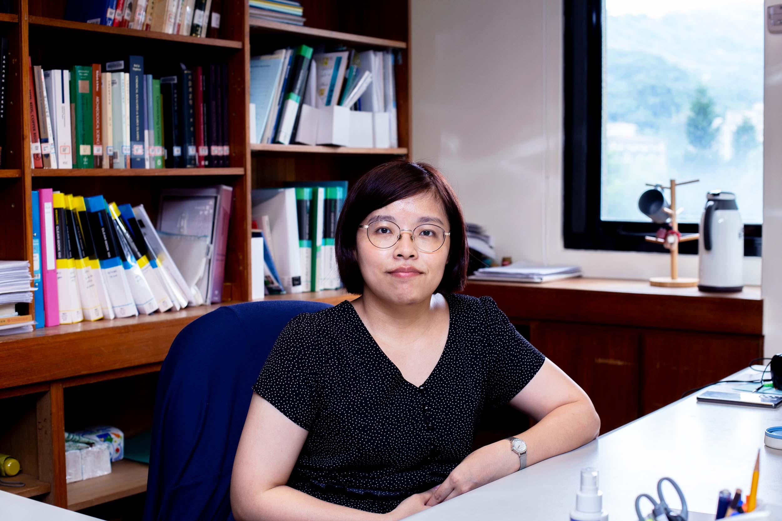 王冠文從材料科學跨入考古領域,持續深化臺灣在地研究。圖│研之有物
